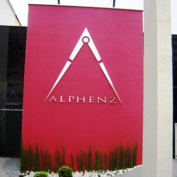 alphenzletra